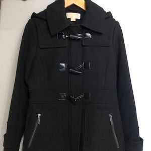 Michael Kors Black Coat